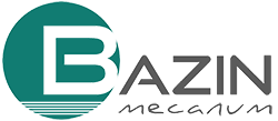 Bazin Mécanum Logo